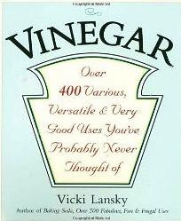 400 Uses for Vinegar