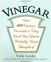 400 Uses for Vinegar