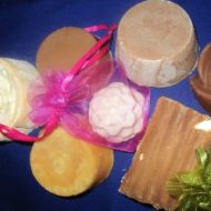 Shampoo and Body Bars – Trio Pack